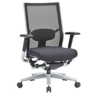 ★新品★メッシュチェア回転いすイス椅子会議用打合せ