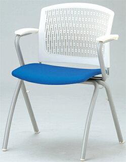 ★新品★スタッキングチェア激安いすイス椅子AMC-381WG