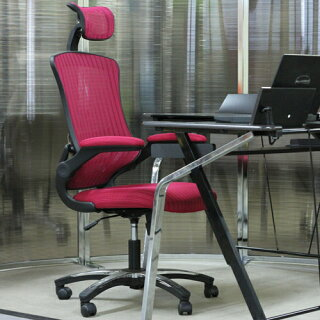 ★送料無料★メッシュチェア肘付きキャスター付きマスター3おしゃれハイバックパソコンチェアデスクチェアNF-ZP-805