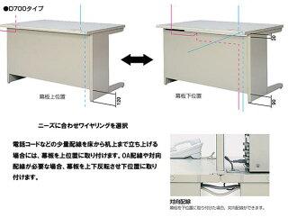 ★新品★平机システムワーク作業用事務デスク机SCSA-087H