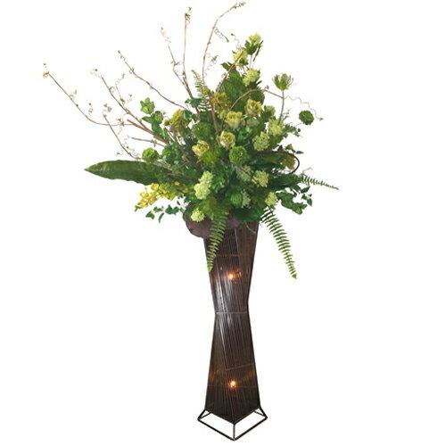 ★送料無料★アートフラワー M-042 贈答用 開店祝い 高級造花:LOOKIT オフィス家具 インテリア