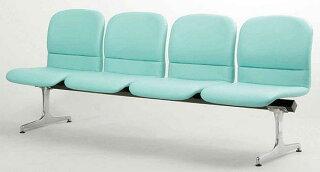 ロビーチェアベンチ待合室いす椅子イスRD-KN54