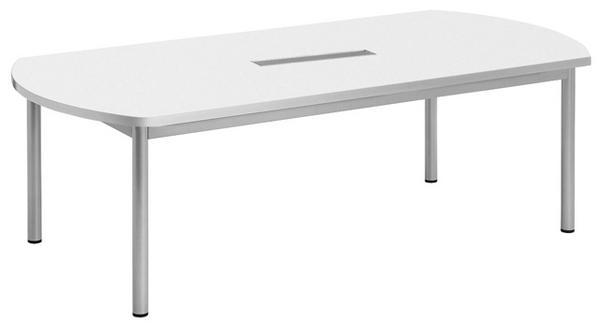 会議テーブル WP-2412BW 大型 新商品 高級 2100mm:LOOKIT オフィス家具 インテリア