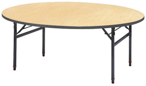 折り畳みテーブル KHB-1800R 180cm ホテル 食事会:LOOKIT オフィス家具 インテリア