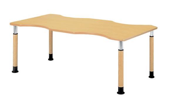 ラウンジテーブル FPS-1690Q 老人ホーム 車イス LOOKIT オフィス家具 インテリア:LOOKIT オフィス家具 インテリア