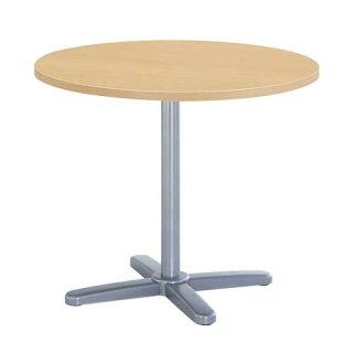 ★新品★会議テーブル丸型ラウンジテーブル机NGIU-750R