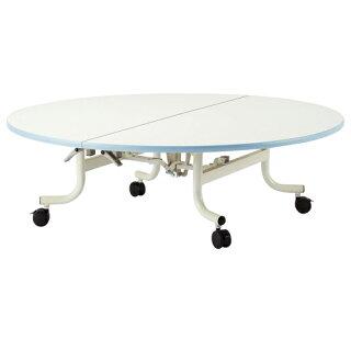 学校用テーブル丸型幅120cm高さ35cmOSC-1200RZ