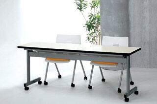 ★新品★フォールディングテーブルミーティングテーブルデスク