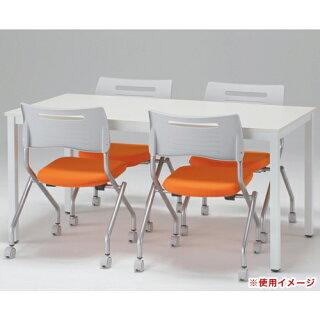 ★新品★ミーティングテーブルW1500mm会社会議GNFT-1575