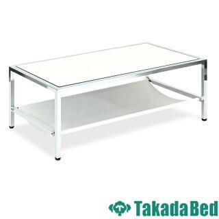 センターテーブル7-TB-788ガラステーブル机