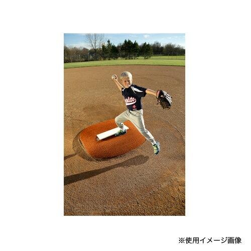 ポータブルピッチャーマウンド 高さ101.6mm 送料無料 人工芝 野球用品 練習 試合 学校 グラウンド 校庭 マウンド 設備 備品 野球 ソフトボール S-4093