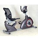 リカンベントバイク フィットネスバイク ダイエット 送料無料 DK-8718RP LOOKIT オフィス家具 インテリア その1