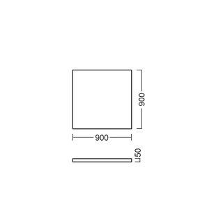 フロアマット900×900mmキッズコーナー用安全対策用品キッズスペース保育園幼児施設教育施設待合室MT-A900