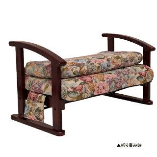 高座椅子ワイドいたわり座椅子肘付き座椅子フロアチェアローチェアチェア1人用イス和風和室居間インテリア家具FK-800