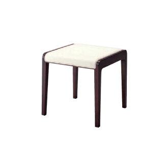 スツール送料無料背なしチェア肘なしチェア木製フレームビニールレザ張りダークブラウンフレームチェア椅子飲食店待合室LW198G-P