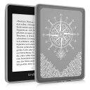 Amazon Kindle Paperwhite (10. Gen - 2018) 用 ケース - シリコン 電子書籍 カバー 保護ケース バックカバー 送料無料