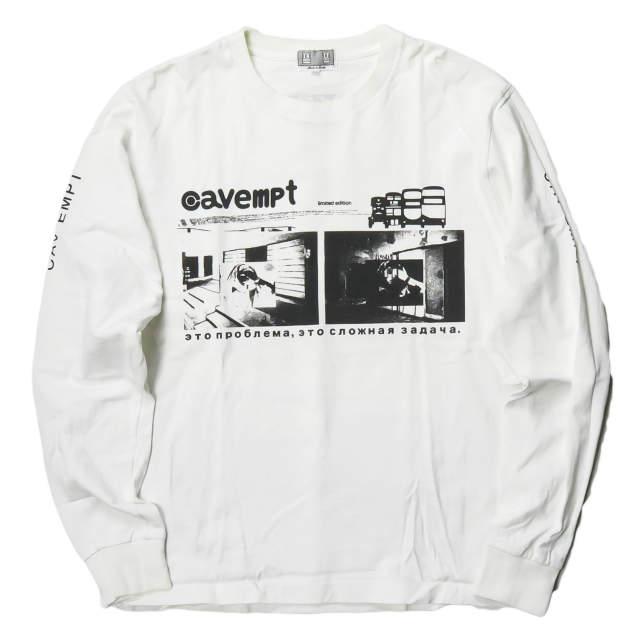 トップス, Tシャツ・カットソー C.E 15SS T M CAV EMPT C.E