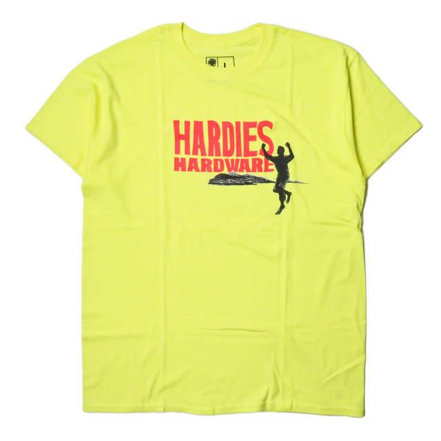 トップス, Tシャツ・カットソー HARDIES HARDWARE RUNNING MOUNTAINS TEE T L HARDIES HARDWARE