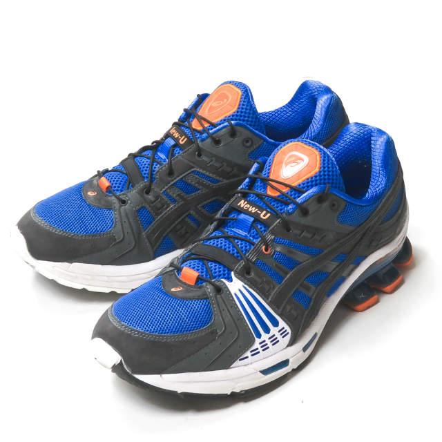 メンズ靴, スニーカー AFFIX x asics 19AW GEL-KINSEI OG 1021A254 US9.5(27.5cm) KIKO KOSTADINOV AFFIX asics