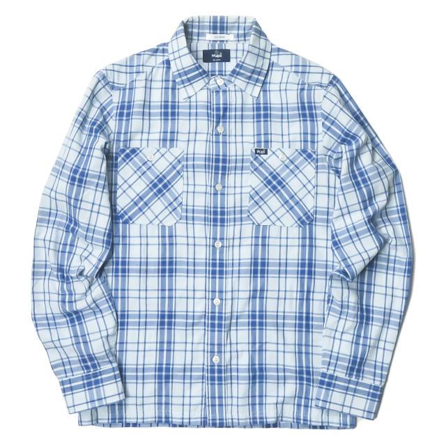 トップス, カジュアルシャツ WTAPS UNION LS 101LTDT-SHM02 S WTAPS