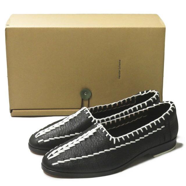 メンズ靴, スリッポン Hender Scheme code mock y-s-mok 4(25.5-26cm) Hender Scheme