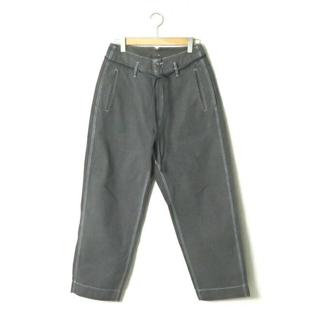 メンズファッション, ズボン・パンツ bukht 18AW WORK PANTS - PIGMENT DYE BV-35807 2(M) bukht