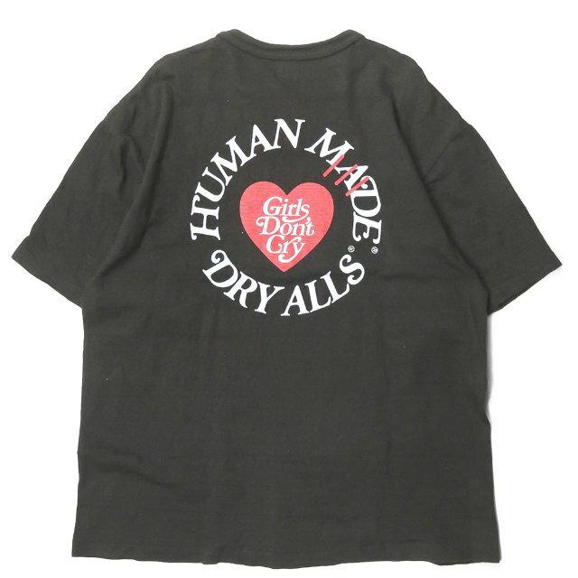 トップス, Tシャツ・カットソー Girls Dont Cry x HUMAN MADE 19AW Dry Alls T-SHIRT T 2X LARGE Girls Dont Cry HUMAN MADE