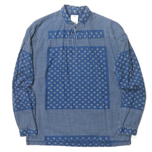 トップス, カジュアルシャツ visvim 14SS KERCHIEF DOTS TUNIC SHIRT 0114105011027 2 visvim