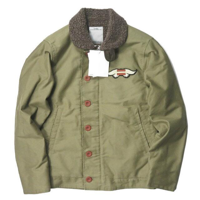 メンズファッション, コート・ジャケット visvim 14AW DECKHAND JACKET(GIZA CHINO) WINDSTOPPER 0114205013016 1 visvim