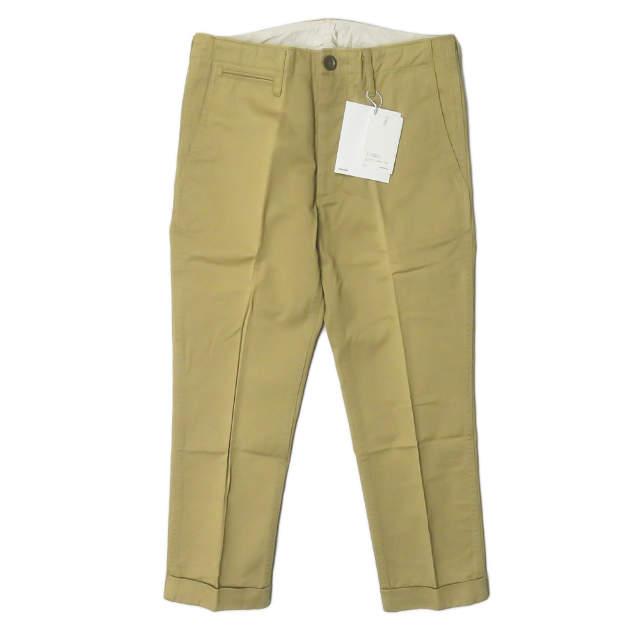 メンズファッション, ズボン・パンツ visvim HIGH-WATER CHINO 0114205008004 0 KHAKI visvim