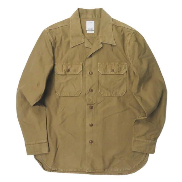トップス, カジュアルシャツ visvim 16AW BIG GAME SHIRT CLIMBER LS 0116205011030 3 KHAKI visvim