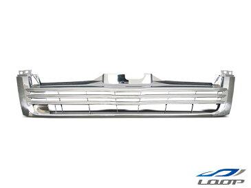 ハイエース レジアスエース 200系 1型 2型 標準ボディ用 メッキ スポーツグリル H16〜H22.6