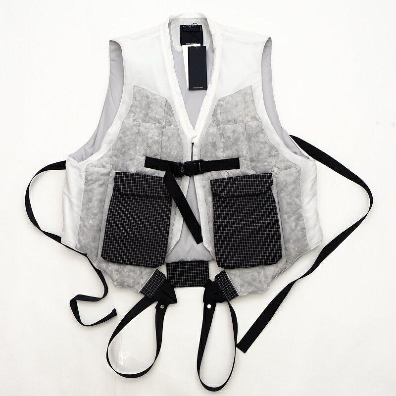 メンズファッション, コート・ジャケット  19AW meanswhile 2 SNOW CAMO Analog Camo Down VestL6 5WHAA0288SFJAN07