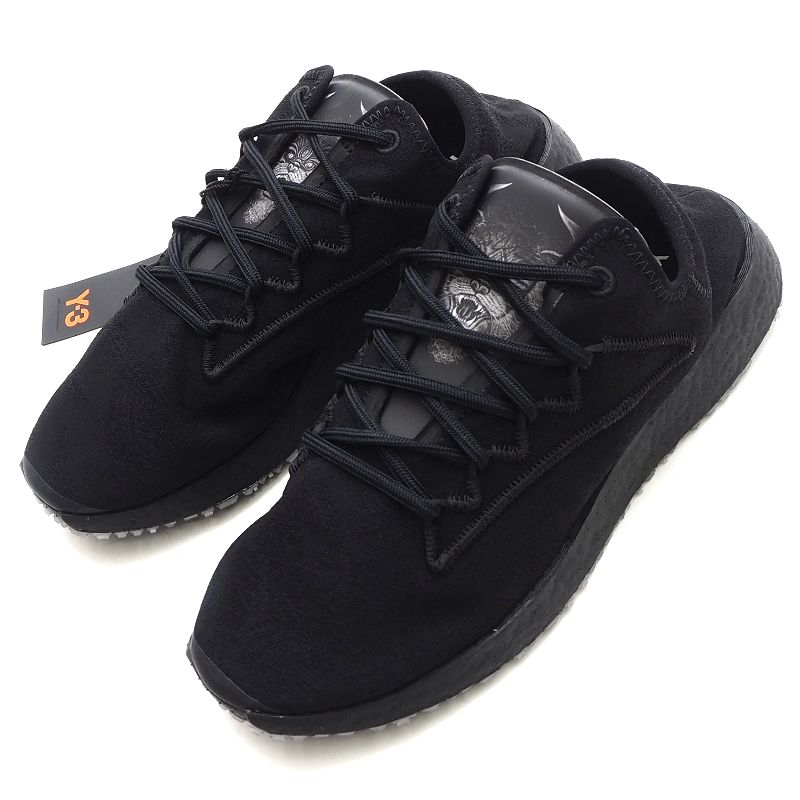 メンズ靴, スニーカー  adidas YOHJI YAMAMOTO Y-3 EH1537 RAITO RACER 27.5cm 2LK01182ANOV07SYM