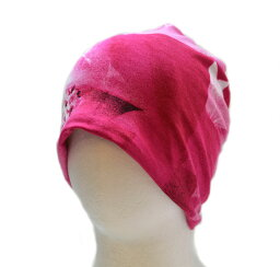 ナイトキャップ ルームキャップ 室内帽子 日本製 コットン帽 メンズ レディース 紳士 婦人 男 女 室内 部屋 ルーム 室内用 帽子 カラフル おしゃれ かわいい 柔らか素材 花 フラワー おしゃれ 寝癖 ねぐせ