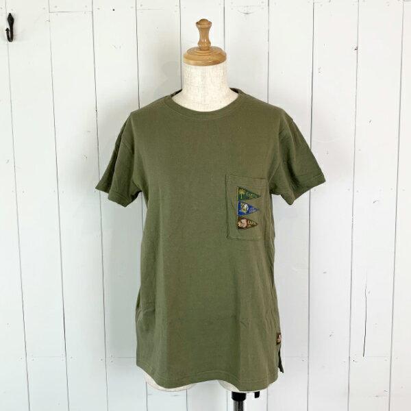 ユニセックスウェア, Tシャツ・カットソー KAPITAL TORAMI-T4flags4T