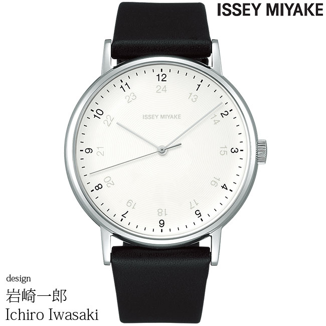 腕時計, メンズ腕時計 5000 f NYAJ001 ISSEY MIYAKE ICHIRO IWASAKI