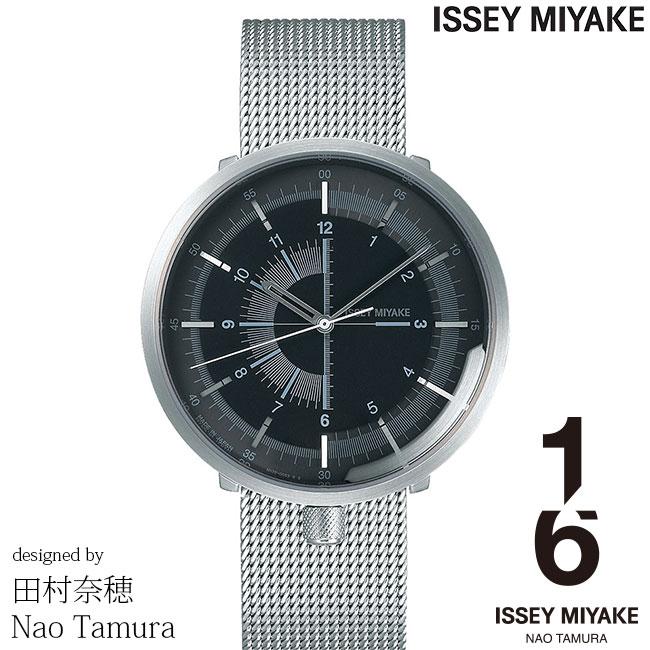 腕時計, 男女兼用腕時計 10OFF1021()959ISSEY MIYAKE 16 NYAK002 Nao Tamura