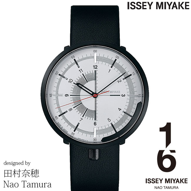 腕時計, 男女兼用腕時計 10OFF1021()959ISSEY MIYAKE 16 NYAK003 Nao Tamura