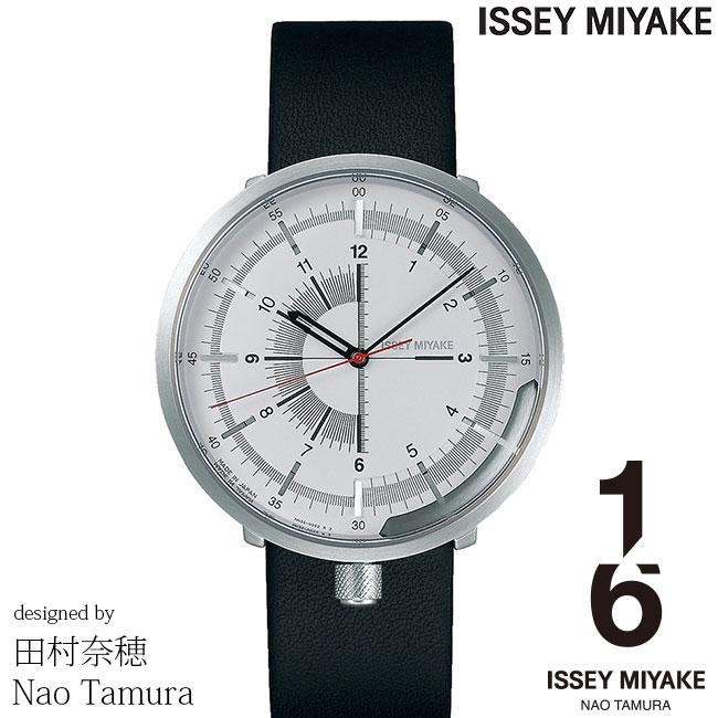 腕時計, 男女兼用腕時計 10OFF1021()959ISSEY MIYAKE 16 NYAK004 Nao Tamura