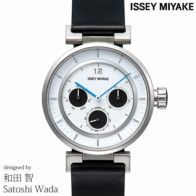 腕時計, 男女兼用腕時計 5000ISSEY MIYAKE W 39mm SATOSHI WADA SILAAB02 hi