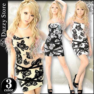 ドレス キャバドレス ミニドレス キャバ ミニ レディース ladies dress minidress[1/22予約再販...