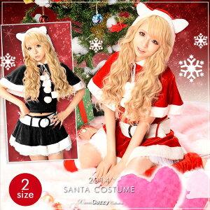 サンタコスプレ衣装 サンタクロース 衣装 サンタコスチューム サンタ 激安 クリスマス コスプレ...