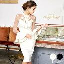 キャバ ドレス キャバドレス ワンピース 大きいサイズ S ...