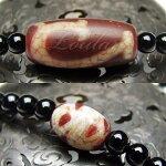 紐結びネックレス龍紋天珠限定1点西蔵チベット天珠dZiBeads天然石パワーストーン