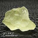 リビアングラス 原石 エジプト・リビア砂漠産 約40×22×22mm 約16.5g 限定...