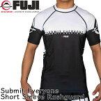 セール! FUJI ラッシュガード Submit Everyone Short Sleeve Rashguard(MMA,総合格闘技,マーシャルアーツ,グラップリング,ブラジリアン柔術,柔術衣)