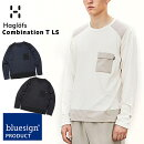 Haglofs/ホグロフスCombinationTLSコンビネーションロングスリーブTシャツ(長袖、ロンT、ロングTシャツ)
