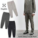 Haglofs/ホグロフスSoftShellTrackPantsソフトシェルトラックパンツ(スポーツウェア、トレーニングウェア、トレッキング)