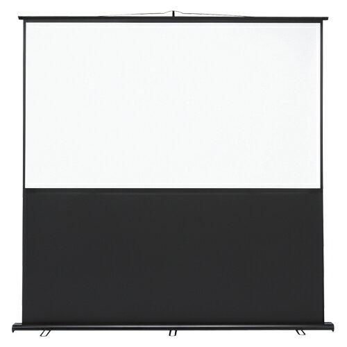 [サンワサプライ]プロジェクタースクリーン(床置き式) PRS-Y90HD:ルーペスタジオ